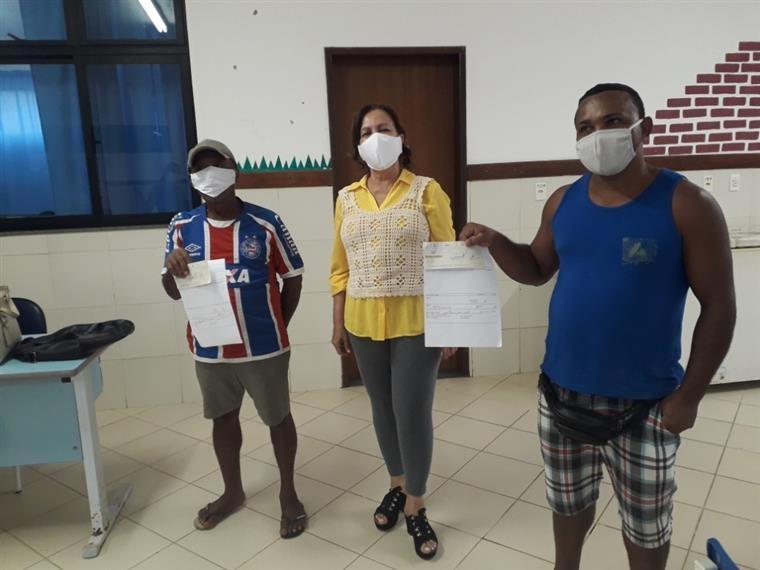 Mais 14 famílias do Barro Branco recebem benefícios eventuais