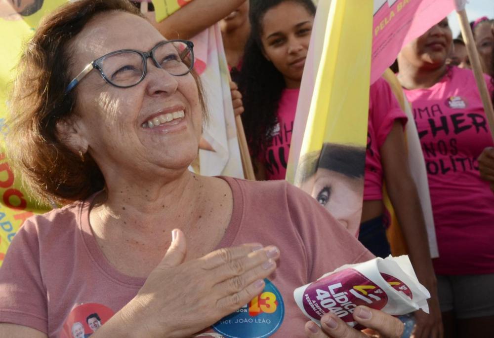 """""""Salvador precisa ser repensada após pandemia"""", disse Lidice em reunião com pré-candidatos e candidatas a vereadores do PSB"""