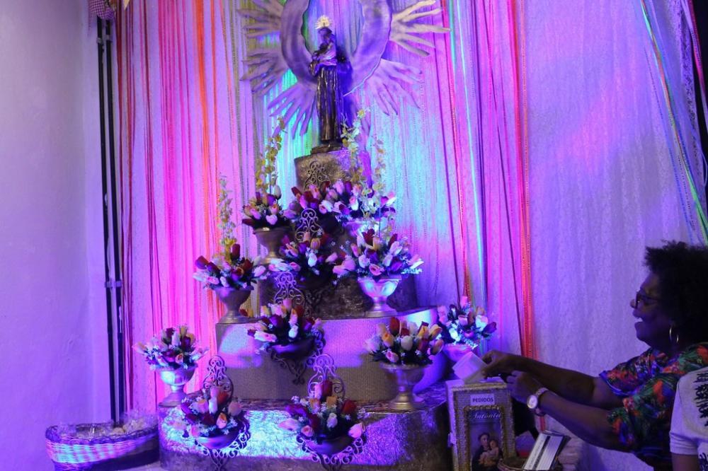 Projeto Altares de Santo Antônio celebra a cultura e devoção