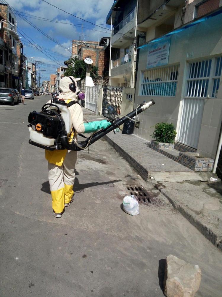 Situação dos agentes comunitários de saúde e de combate a endemias de Salvador é grave e bancada do PT na Alba solicita medidas protetivas