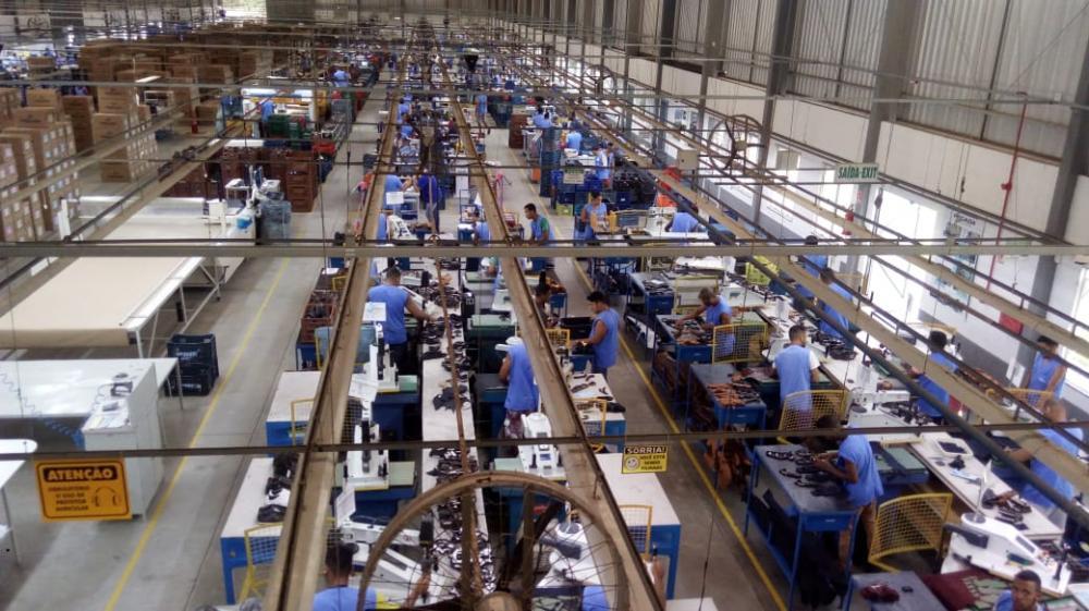 Castro Alves receberá R$ 4,5 milhões em investimentos na ampliação de fábrica de calçados