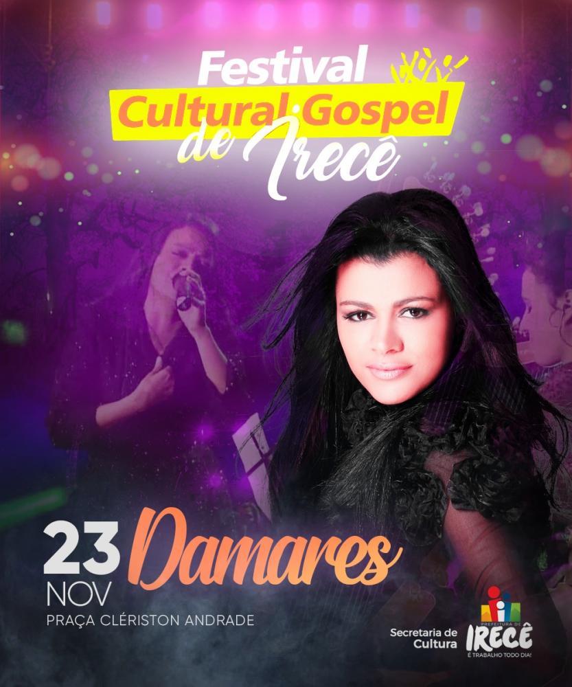 Festival Cultural Gospel de Irecê será realizado este mês